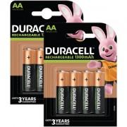 Duracell AA 1300mAh Rechargeable - Pack de 8 (BUN0060A)
