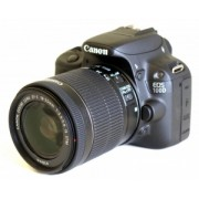 PHOTO CAMERA CANON 100D KIT EFS 18-55IS
