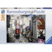 Puzzle VEDERE DIN TIMES SQUARE 500 piese