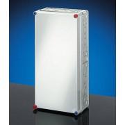 Üres szekrény teli fedéllel, plombálható 300x600x170 (MI-70401)