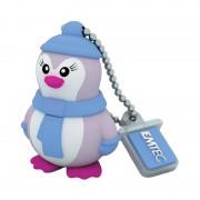 Memorie USB Emtec Marine Miss Penguin 8GB USB 2.0