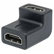 Manhattan HDMI Coupler - HDMI A Female to A