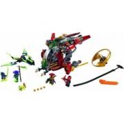Set Constructie Lego Ninjago Ronin R.E.X.