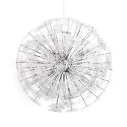 Design hanglamp 'SNOWY' in de vorm van een sneeuwvlok