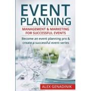 Event Planning by Alex Genadinik