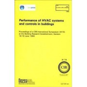 Performance of HVAC Systems and Controls in Buildings by Building Research Establishment