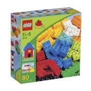 LEGO DUPLO Basic Bricks Deluxe (80pcs) Figures Building Block Toys by LEGO