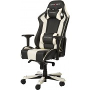 DXRacer King Gaming Chair Black/White OH/KS06/NW Геймърски стол
