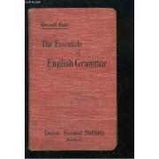 The Essentials Of English Grammar.