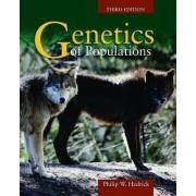 Genetics of Populations by Philip W. Hedrick