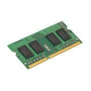 Kingston Technology Kingston KVR13S9S6/2 RAM 2Go 1333MHz DDR3 Non-ECC CL9 SODIMM 204-pin, 1.5V