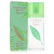 Green Tea Tropical For Women By Elizabeth Arden Eau De Toilette Spray 3.3 Oz