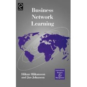 Business Network Learning by Hakan Hakansson