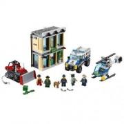Lego City 60140 Włamanie buldożerem - Gwarancja terminu lub 50 zł! BEZPŁATNY ODBIÓR: WROCŁAW!