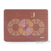 """Cooler pad pentru notebook Logic LCP-09 15,6"""" , orange"""