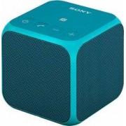 Boxa portabila Bluetooth Sony SRS-X11 10W Blue