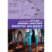 The Routledge Atlas of Jewish History by Martin Gilbert