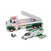 HESS 2014 50th Anniversary Toy Truck And Space Cruiser With Scout by Hess