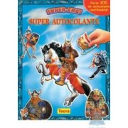 Super autocolante - Super-eroi