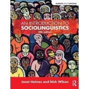 An Introduction to Sociolinguistics by Nick Wilson