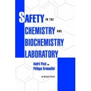 Safety in the Chemistry and Biochemistry Laboratory by Andre Picot