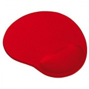 Trust BigFoot Gel Mouse Pad with Wrist Rest Red 21443
