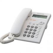 Telefon fix Panasonic TSC11FXW White