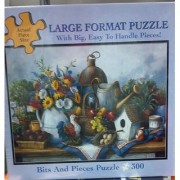 Barbara Felisky Bits and Pieces 300 Piece Puzzle