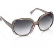 Michael Kors Over-sized Sunglasses(Grey)