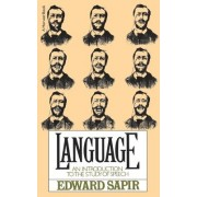 Language by Edward Sapir