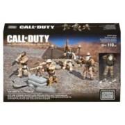 Mega Bloks Jeu de construction Call of Duty, série Action Figures - Équipe du désert