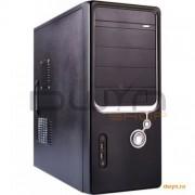 Carcasa Spire OEM1401B 500W, ATX/mATX, neagra, vent optionale: 2 x 12cm, 1 x 8/9 cm