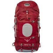 Osprey Aether 60 - Sac à dos randonnée Homme - Aluminium, M roug L (63 l) Sacs à dos randonnée