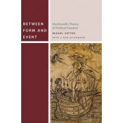 Between Form and Event by Miguel E. Vatter