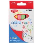 Creta colorata Daco 12 buc