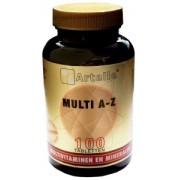 Multivit A-Z (100 tabletten)