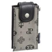 Poodlebags entertainbag Club 5EN0812CLUBM, Custodia per cellulari e smartphone donna, 7x13x2 cm (L x A x P)