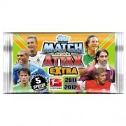Topps TO10070 - Carte Match Attax 2011/2012, 50 bustine con 5 carte da collezione l'una