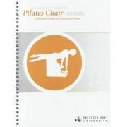 Sissel Manuale B.B.U. Pilates Chair, inglese