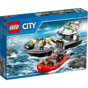 LEGO City Politie Patrouilleboot - 60129