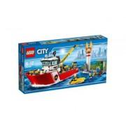 LEGO® City 60109 - Feuerwehrschiff