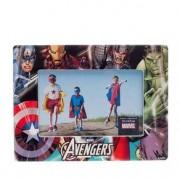 Porta Retrato Vingadores Quadrinhos HQ Marvel
