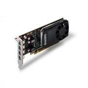 VC, PNY Quadro P1000, 4GB GDDR5, 128bit, PCI-E 3.0 (VCQP1000DVI-PB)