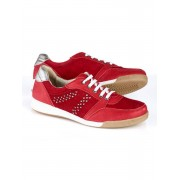 Walbusch Wolkenweich-Sneaker Rot 38