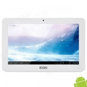 ICOO D50 7'' Capacitive Screen Android 4.0 Tablet PC w/ Wi-Fi / 3G / TF / 3D Game / Camera - White