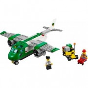 LEGO® City Avion de marfă pe aeroport 60101