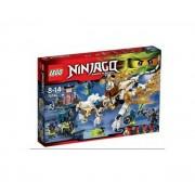 LEGO-Ninjago - Le dragon de Maitre Wu - 70734-