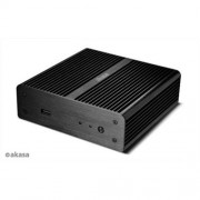 Skrinka AKASA AK-ITX07-BK, Newton skrinka pre NUC system