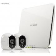 Netgear Arlo Video Monitoring - 2 Day/night Bundle