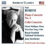 N. Rorem - Piano Concerto No.2 (0636943931523) (1 CD)